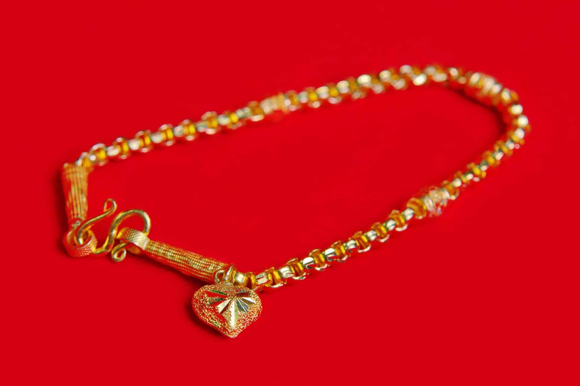 vender joias de ouro partidas ou amassadas